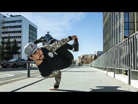 Bboy Lil G Power Move Practice 2018