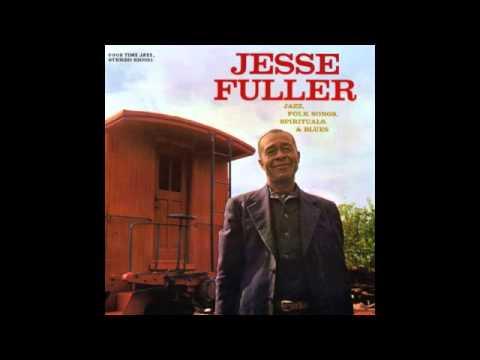 Jesse Fuller - Hesitation Blues