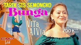 Vita Alvia - Bunga   DJ Tarik Sis Semongko (Official Music Video)
