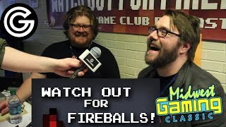 Watch Out For Fireballs! | MGC 2017