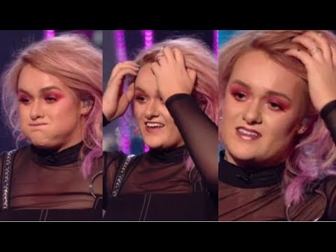 Grace Davies: Nearly SWEARS on LIVE TV with New Original 'Wolves' OMG! | The X Factor UK 2017