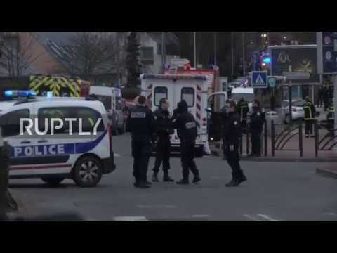 Cannes Theater Evacuated Amid Security Scare