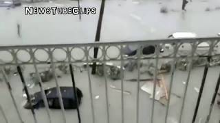 HURRICANE IRMA CATEGORY 5 CATASTROPHIC WARNING ⚠️ 185 MPH  MIAMI FLORIDA KEYS thumbnail