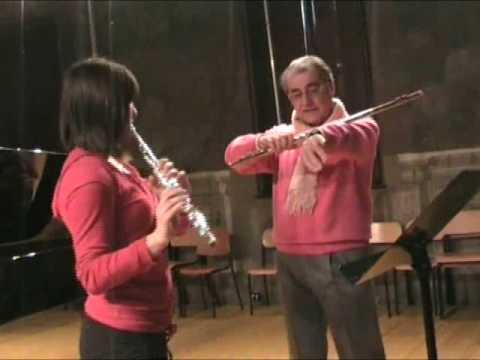 Bruno Cavallo - Masterclass W.A. Mozart - Parte 4