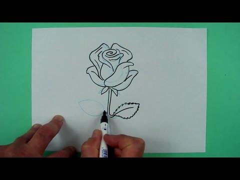 Wie zeichnet man