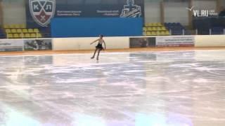 VL ru Кубок СК Полюс по фигурному катанию Владивосток