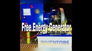 Free Energy Generator Making 5 KVA | R.A Niloy | Bangladesh |
