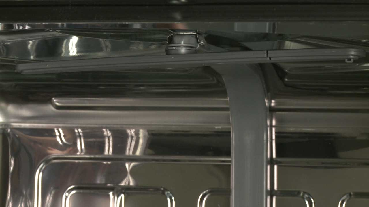 how to clean dishwasher spray arm