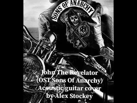 John The Revelator (acoustic Guitar Cover By Alex Stockey)