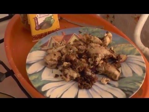 441. Жареные молоки горбуши. Видео рецепт. Амурка онлайн.