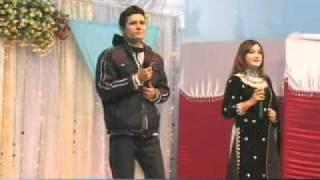 lewanai de yam ( Shaaz khan & Urooj mommand ) pashto MUSAFAR NEW YEAR SHOW 2011