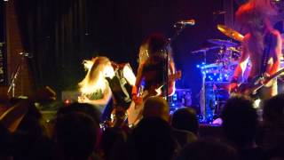 Death Angel - Santa Claus Is Back In Town & Kill As One, The Whisky Hollywood, CA, Dec 26, 2014
