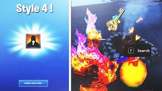 """VEQUETHE the 4th CLE of the FREE SKIN """"PRISONNIER"""" on Fortnite!!"""