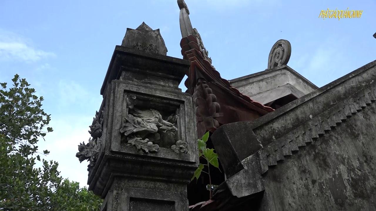 Chùa Trình – cửa ngõ vào Yên Tử