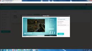 Как создать заставку для видео!!!! БЕСПЛАТНО!(Создаем заставку! http://animoto.com., 2014-02-19T13:43:36.000Z)