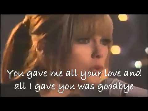 Back To December - Taylor Swift AMA's 2010 - Lyrics