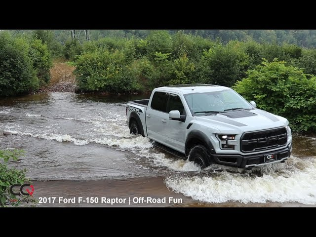 2017-2019 Ford F-150 Raptor | Off Road Fun / Sand Test | Part 8/9
