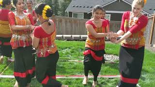Laal Paharer Deshe Ja | Dance Cover | Torongo - Seattle's Bangladeshi Dance Team