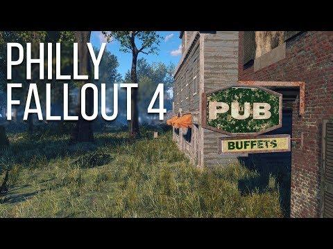 Mod Authors are bringing Philadelphia to Fallout 4