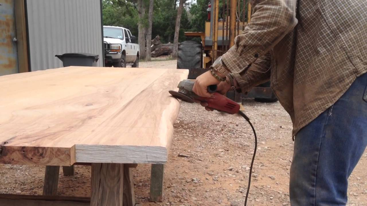 How To: Make Your Own Live Edge!