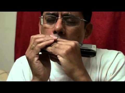 Kahin Door Jab Din Dhal Jaaye - Harmonica