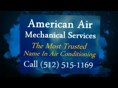 Air Conditioning Repair American Air Mechanical Services in Liberty Hill, TX  78642