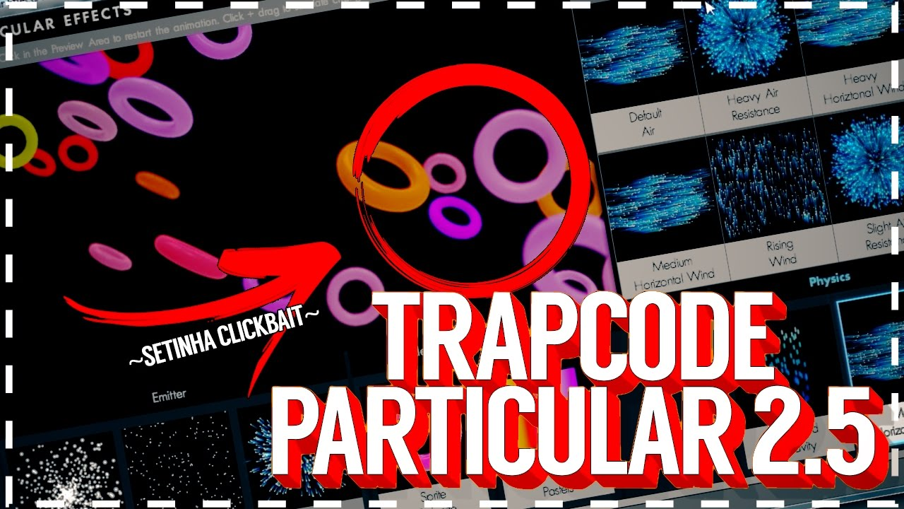 red giant trapcode particular mac
