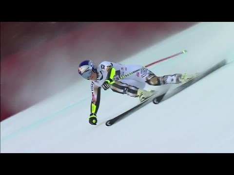 Lindsey Vonn - Garmisch Super G - 2017