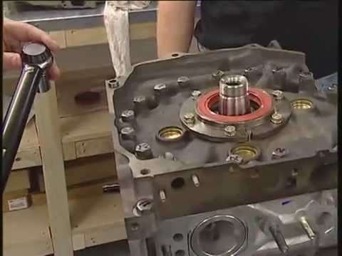Complete Rotary 13B Rebuild - Engine (Part 3)