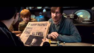 Harry Potter and the Order of the Phoenix Harry at the Order (HD)