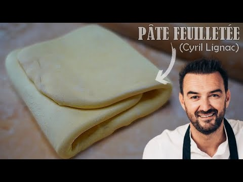 tous-en-cuisine-#82-:-la-pÂte-feuilletÉe-de-cyril-lignac-!