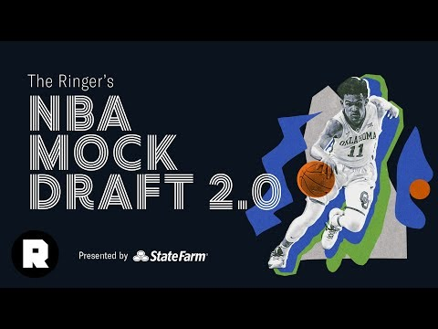 NBA Mock Draft 2.0 | NBA Draft | The Ringer