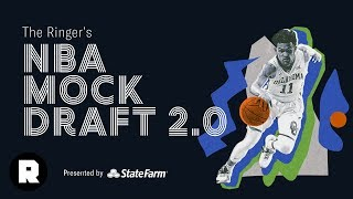 NBA Mock Draft 2 0 NBA Draft The Ringer