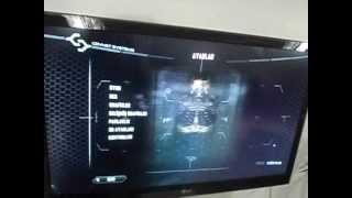 3d televizyon ile bilgisayar oyunu oynamak