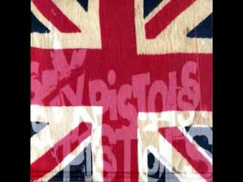 Sex Pistols - God save the queen instrumental (hidden track behind submission - box set disc 2)