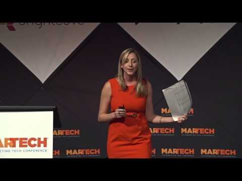 "MarTech 2015 - Designing & Operating an ""Always On"" Marketing Program at Scale"