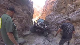 Odessa Canyon Jeep Trail with IE4W