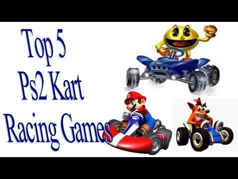 Top 5 Ps2 Kart Racing Games