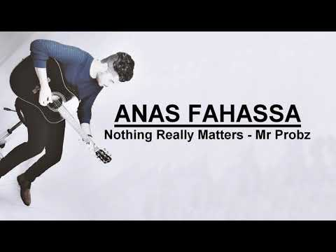 Anas Fahassa - nothing really matters ( mr probz cover )