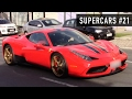 ? SUPERCARS #21 - Ferrari Compilation