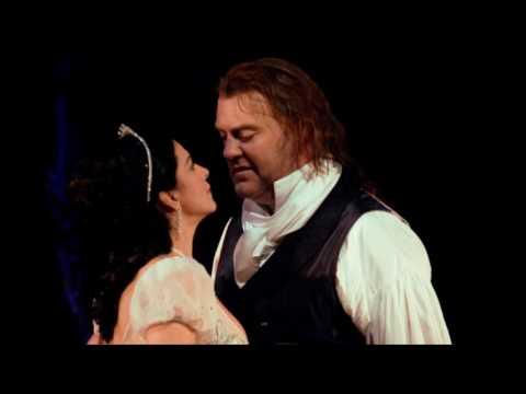 Cecilia Bartoli and Bryn Terfel, Glyndebourne-concert 1999