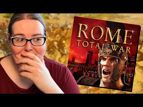 Playing Total War Rome For The First Time |