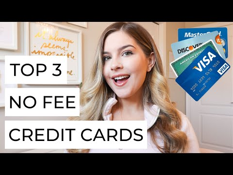 Top No Fee Credit Cards In Canada 2020