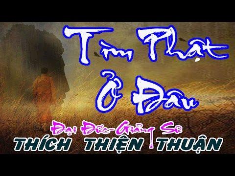 Thich Thien Thuan 2015 - Tìm Phật Ở Đâu (Thuyet Phap Tại Chùa Phật Học Xá Lợi)