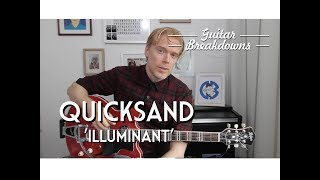 Quicksand 'Illuminant' - Guitar Lesson