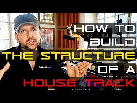 How To Build The Structure Of A House Track