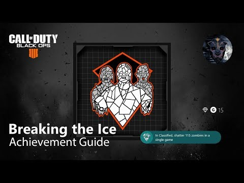 Call Of Duty: Black Ops 4 Breaking The Ice Achievement Guide