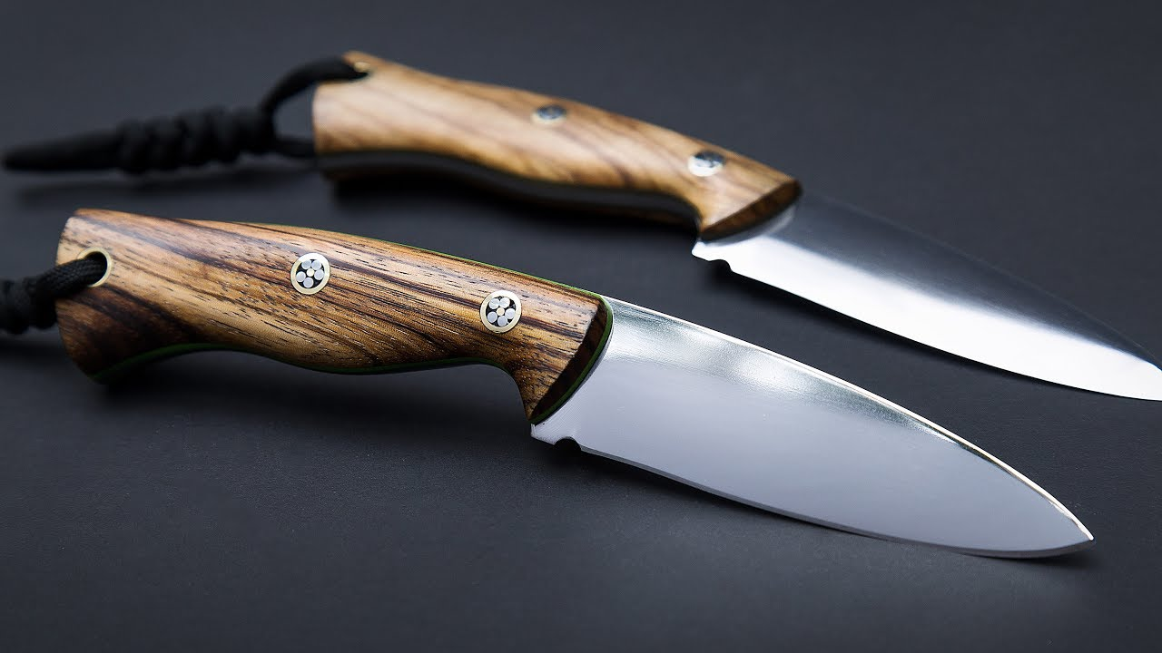 Kitchen Knife Making Kit