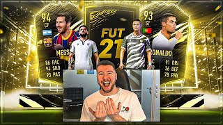 XXXL BLACK FRIDAY LIGHTNING ROUND PACK OPENING 🔥🔥 FIFA 21 PACK ESKALATION
