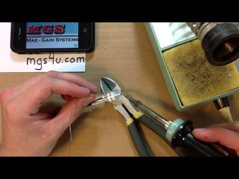 Installieren Sie Pl 259 Rg8 Spezifikationen